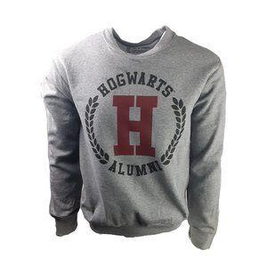 Harry Potter Hogwarts Alumni Grey/Multi Sweatshirt
